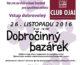 Dobročinný bazárek 26.11. v Praze!